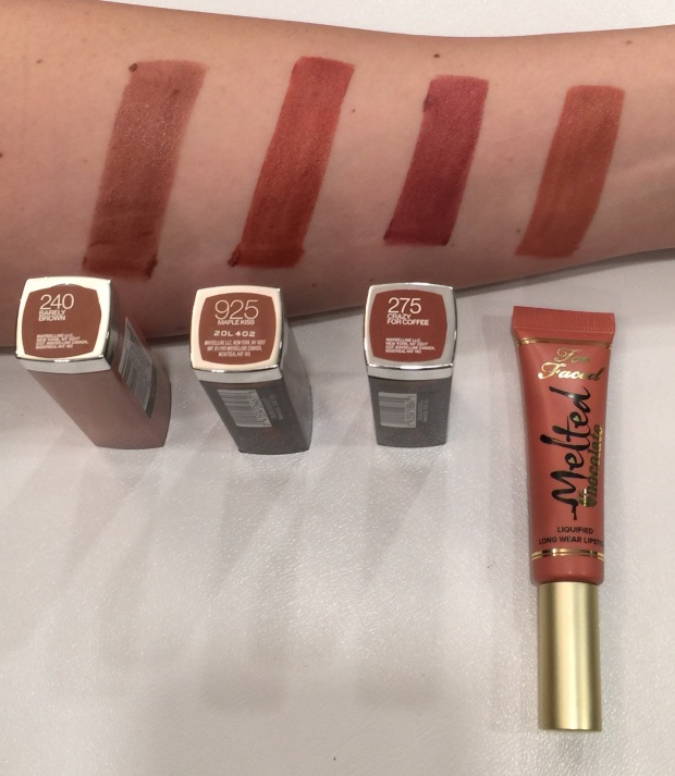Too Faced Chocolate Milkshake Liquid Lipstick Boots Bassets