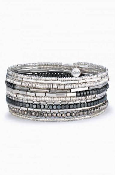 Stella & Dot Celine Wrap Bracelet